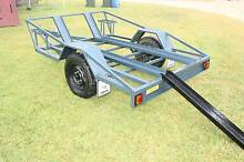 TWO BIKE TRAILER BY BUILT TOUGH! Adelaide CBD Adelaide City Preview