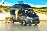 ✓ Ford Nugget - Ankauf - Wohnmobil online verkaufen - Bundesweit✓ Schleswig-Holstein - Hohenaspe Vorschau