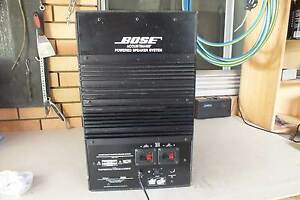Bose Acoustimass Powered Speaker System Golden Beach Caloundra Area Preview