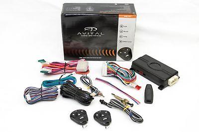 Remote Start Car Starter ~Keyless Kit & Bypass Module for Acura, Lexus & Honda