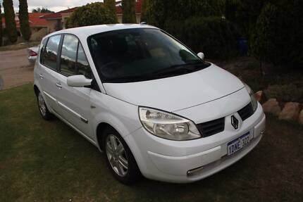 2005 Renault Scenic II Hatchback Dynamique Ballajura Swan Area Preview