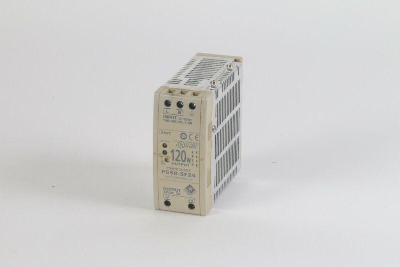 IDEC PS5R-SF24 Power Supply (120W)