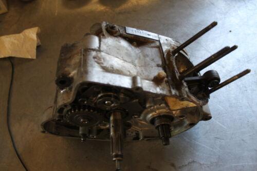 1971 YAMAHA CT1C CT1 C 175 BOTTOM END CRANK CASE CRANKSHAFT TRANSMISSION #12278