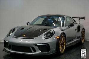 2019 Porsche 911 2019 Porsche 911 - GT3 RS Coupe - LEASE ONLY