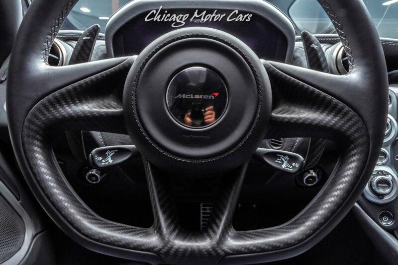 Image 16 Voiture Asiatique d'occasion McLaren 720S 2018