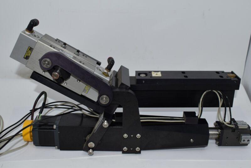 Ultratech Stepper 01-15-04736 Rev. D Reticle Gripper Assembly Swing Arm 224