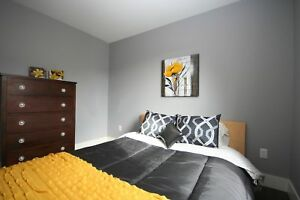 FULLY FURNISHED ONE BEDROOM WOW FANTASTIC LOCATION