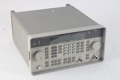 Hp Hewlett Packard 8648c Signal Generator 100 Khz - 3200 Mhz W Opt. Std