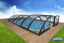 KBL - Pool Cover -Telescopic Swimming Pool Enclosures Punchbowl Launceston Area Preview