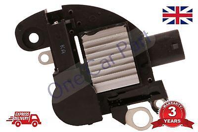 ALTERNATOR Regulator Opel Vauxhall Agila A Corsa D 10 i 12 14 Corsavan 02G198