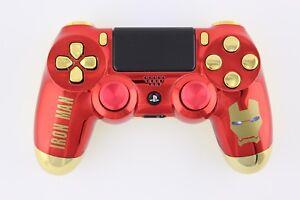 Custom Modded Ironman PS4 Controller