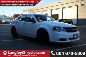 2013 Dodge Avenger *LOCALLY OWNED*DEALER INSPECTED*