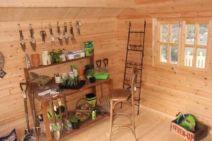potting shed garden shed kitset wooden shed