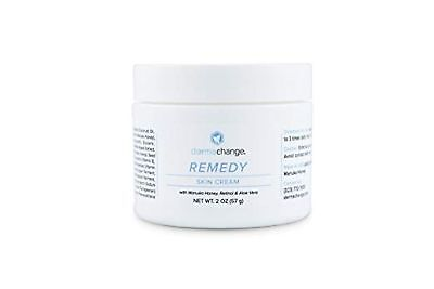 DermaChange Organic Skin Cream - Manuka Honey Face and Body