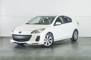 2013 Mazda Mazda3 GX CERTIFIED Finance for $28 Weekly OAC