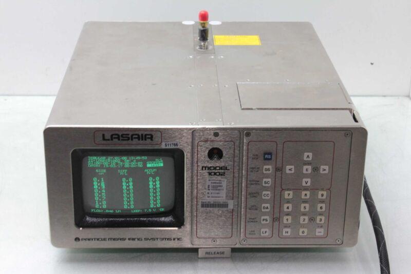 Particle Measuring Systems Lasair Model 1002 Condensation Counter / Lab Laser