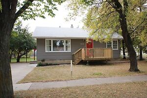 Renovated Bungalow on Huge Double Lot!