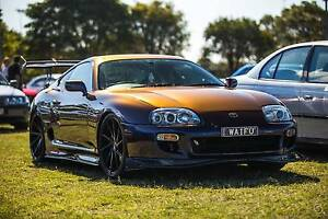 1996 Toyota Supra Coupe Kangaroo Point Brisbane South East Preview