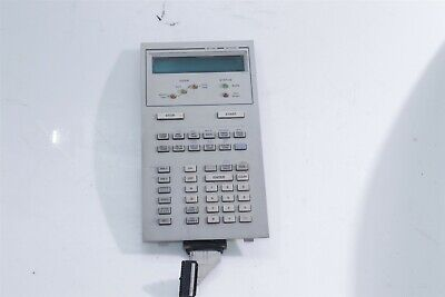 Hp Agilent Technologies 4890 Gas Chromatograph Front Keypad And Display Unit