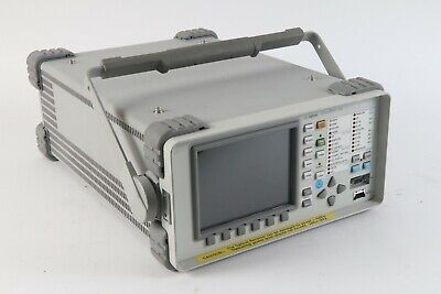 Agilent Omniber 718 Multi-rate Communication Performance Analyzer W Options