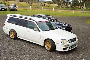 99 RS4 dayz edition nissan stagea rb25neo Hillman Rockingham Area Preview