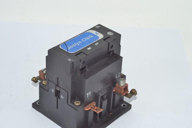 Joslyn Clark 5DP7-7030-11 DC Drive Contactors, 5DP Series 75 Amps 500V DC