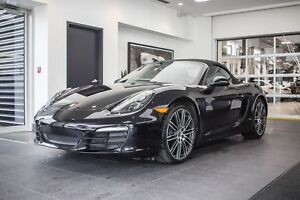 2016 Porsche Boxster Black Edition Turbo Design Wheel 20''