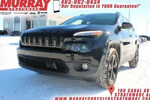 2017 Jeep Cherokee LIMITED HIGH ALTITUDE *SELF PARKING! DEMO MOD