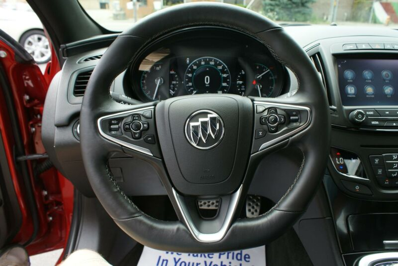 Image 16 Voiture American used Buick Regal 2015