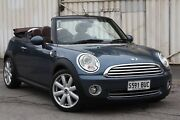 Mini Cooper Soft Top ONLY 25,000 km's Goodwood Unley Area Preview