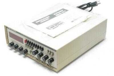 Bk Precision Model 4017 10mhz Sweepfunction Generator Wmanual