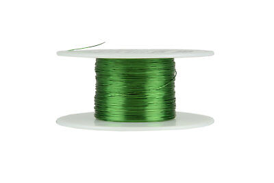 30 awg magnet wire owners guide to business and industrial equipment temco magnet wire 30 awg gauge enameled copper155c 2oz 391ft crafts coil green greentooth Images