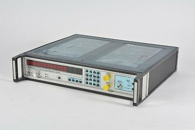 Eip 578 Ccn 2003 Source Locking Microwave Counter 10mhz 26.5ghz W Opt 06