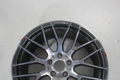 Mercedes Benz AMG GT GTS C190 19 Zoll Felge grau Einzelfelge A1904010700