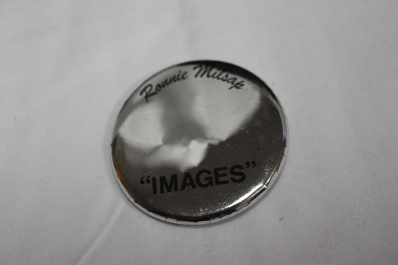 Ronnie Milsap Vintage Promo Pinback Button Pin  Images