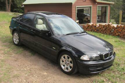 BMW 318i E46 1998 Bawley Point Shoalhaven Area Preview