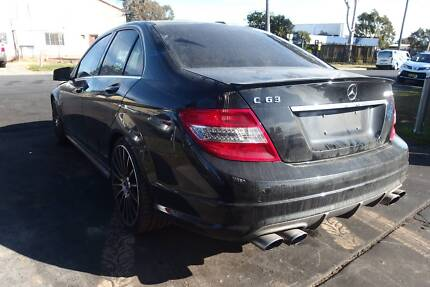 Merc C63 AMG Parts Engine Trans Diff Mag Wheel Brakes Seats Nav Revesby Bankstown Area Preview