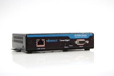 Verint Smart Sight S1700e-t Ip Video Surveillance Cctv Transmitter