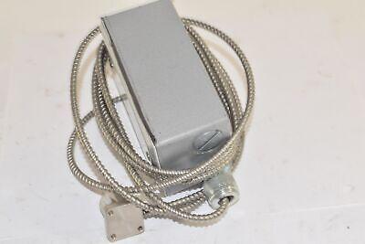 Ird Mechanalysis Model 942 Accelerometer Vibration Sensor