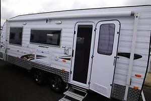 Luxury New Age Caravan In Hobart Region TAS  Caravans  Gumtree Australia
