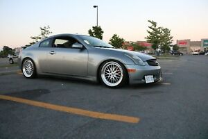 2003 g35 coupe 6mt
