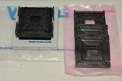 Actel Smax-352cq-actel Socket Antifuse Adapter Module 3