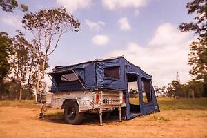 HOT DIPPED GALVANISED OFF ROAD CAMPER TRAILER PACKAGE Caboolture Caboolture Area Preview