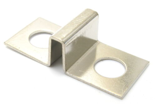 "Bocatech Terminal Strip Jumpers, #8 Ring, 1/2"" centers, narrow notch, 50pcs"