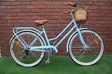 Ladies Vintage Bike Jaygee Cycles Blue Belle Greensborough Banyule Area Preview
