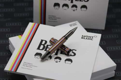 Montblanc Great Characters The Beatles Special Edition Rollerball Pen - UNUSED