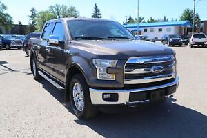 2016 Ford F-150 Lariat FULLY LOADED WITH PUSH BUTTON START