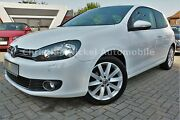 Volkswagen Golf VI 1.6 TDI Highline *VOLLLEDER*SHZ*TOP*