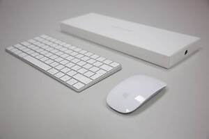 BRAND NEW APPLE MAGIC MOUSE 2 AND KEYBOARD WITH INVOICE!!!!!!!!!! Haymarket Inner Sydney Preview