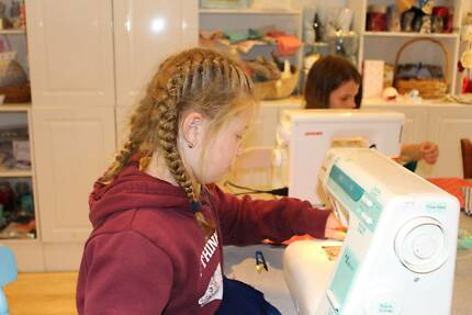 Licence to Sew - children and teens beginners sewing